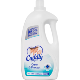 Photo of Cuddly Concentrate Care & Protect Antibacterial Fabric Conditioner 1.9l