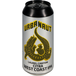Photo of Urbanaut Laurel Canyon Citra West Coast Ipa Beer 440ml
