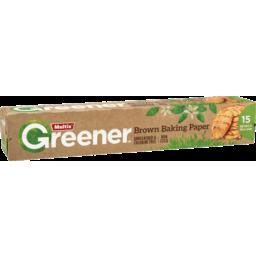 Photo of Multix Bake Paper Brown 15m X 30cm