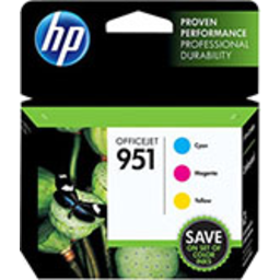 Photo of Hp Ink #951 Tricolor