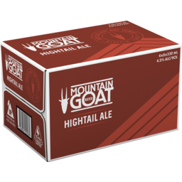 Photo of Mountain Goat Hightail Ale Stubbies