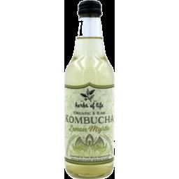 Photo of Kombucha - Lemon Myrtle 330ml