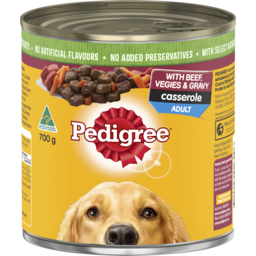 Photo of Pedigree Casserole With Beef & Gravy 700g