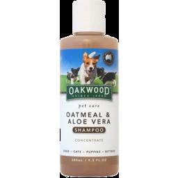 Photo of Oakwood Pet Shampoo Aloe Vera 280ml