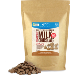 Photo of Chefs Choice - Milk Chocolate Drops - 300g
