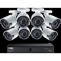 Photo of Lorex 16chn-8cam 1tb Security System