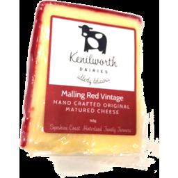 Photo of Kenilworth Cheese Malling Yellow 165g