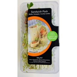 Photo of  Sprouts Sandwich Pack Southern Alps 120g