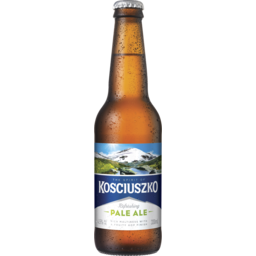 Photo of Kosciuszko Pale Ale Stubbies