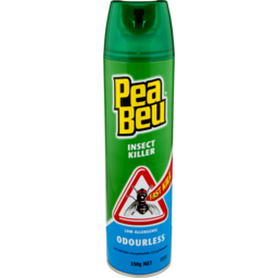Photo of Pea Beu Odourless Insect Killer Spray Fast Killing Aerosol 350g