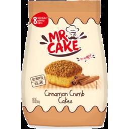 Photo of Mr Cake Cake Cinnamon 8 Pack