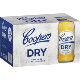 Photo of Coopers Dry Stubbies