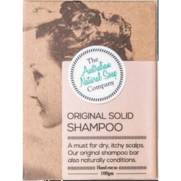 Photo of Shampoo Bar - Original 100g