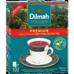 Photo of Dilmah Premium Teabags 100