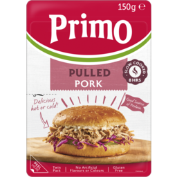 Photo of Primo Pulled Pork 150g