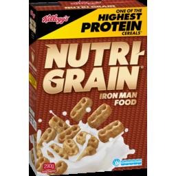 Photo of Kelloggs Cereal Nutri-Grain 290g