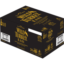 Photo of Wild Turkey Rare Breed & Cola Stubbies