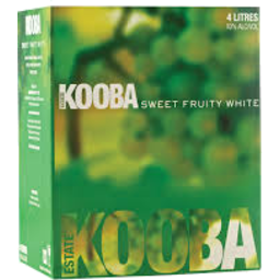 Photo of Kooba Sweet Fruity White