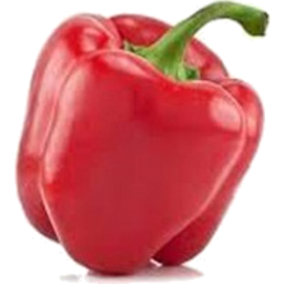 Photo of Capsicum, Red