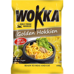 Photo of Wokka Noodle Golden Hokkien 440g