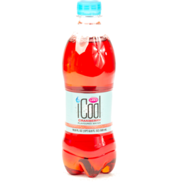 Photo of Icool Cranberry Flavoured Water