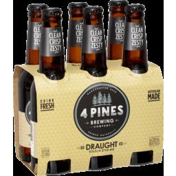 Photo of 4 Pines Kolsch Bottle 330ml 6 Pack