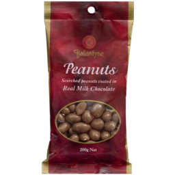 Photo of Ballantyne Scorched Peanuts 200gm