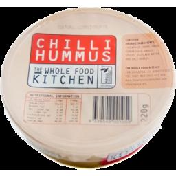 Photo of  Whole Food Kitchen Organic Chilli Hummus Dip 220gm