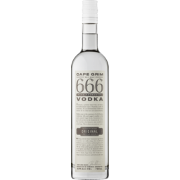 Photo of 666 Cape Grim Original Vodka