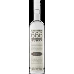 Photo of 666 Cape Grim Original Vodka