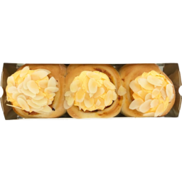 Photo of Drakes Apricot & Almond Buns 3 Pack 250g