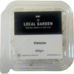 Photo of Local Garden Kiwislaw 400g