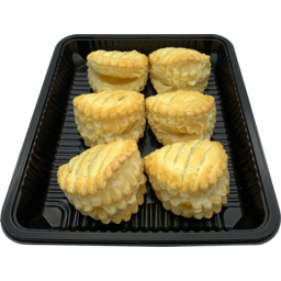 Photo of Mini Apple Turnovers 6 Pack 210g