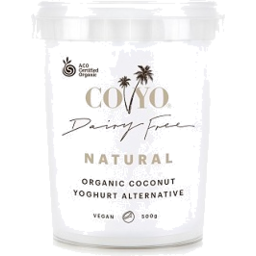 Photo of Coyo - Natural Yoghurt - 500g