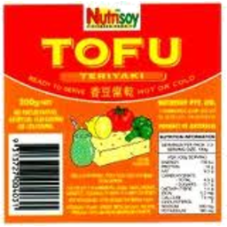 Photo of Nutrisoy Tofu Teriyaki 200gm