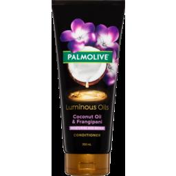 Photo of Palmolive Luminous Oils Coconut Oil & Frangipani Moisturise & Repair Conditioner 350ml