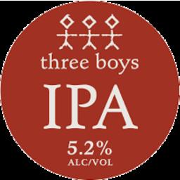 Photo of Three Boys IPA 330ml