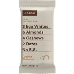 Photo of Rxbar Coconut Chocolate Protein Bar 52g