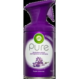 Photo of Air Wick Pure Air Freshener Spray Purple Lavender 159g