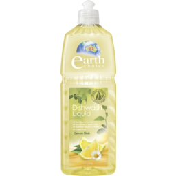 Photo of Earth Choice Dishwash Liquid Lemon Fresh 1l
