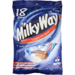 Photo of Milkyway Funsize Sharepack  216g