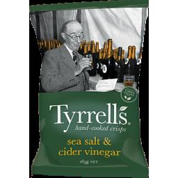Photo of Tyrrell's Chips Sea Salt & Cider Vinegar (165g)