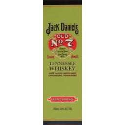 Photo of Jack Daniel Legacy 1905