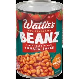 Photo of Watties Baked Beans Regular 420g