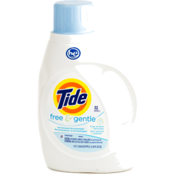 Photo of Tide Free And Gentle Liquid Laundry Detergent 50 Fl Oz