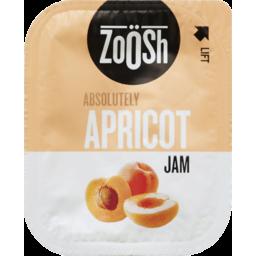 Photo of Zoosh Apricot Jam Single Serve 13g