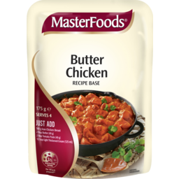 Photo of Masterfoods Butter Chicken Recipe Base 175g