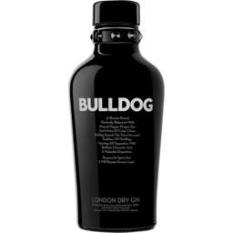Photo of Bulldog London Dry Gin