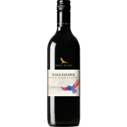 Photo of Wolf Blass Eaglehawk Shiraz Merlot Cabernet 750ml