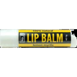 Photo of The Tasmanian Soap Company Lemon Myrtle Lip Balm 5gm